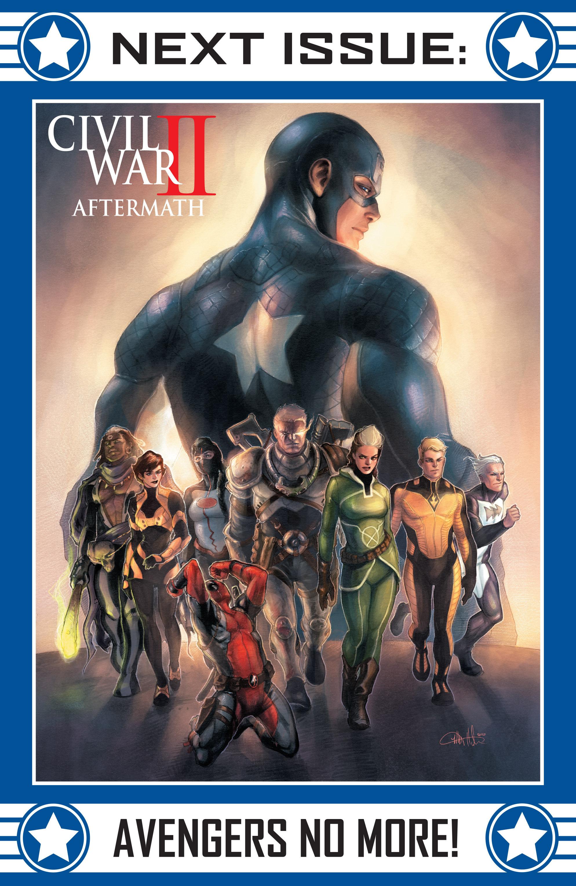Read online Uncanny Avengers [II] comic -  Issue #14 - 23