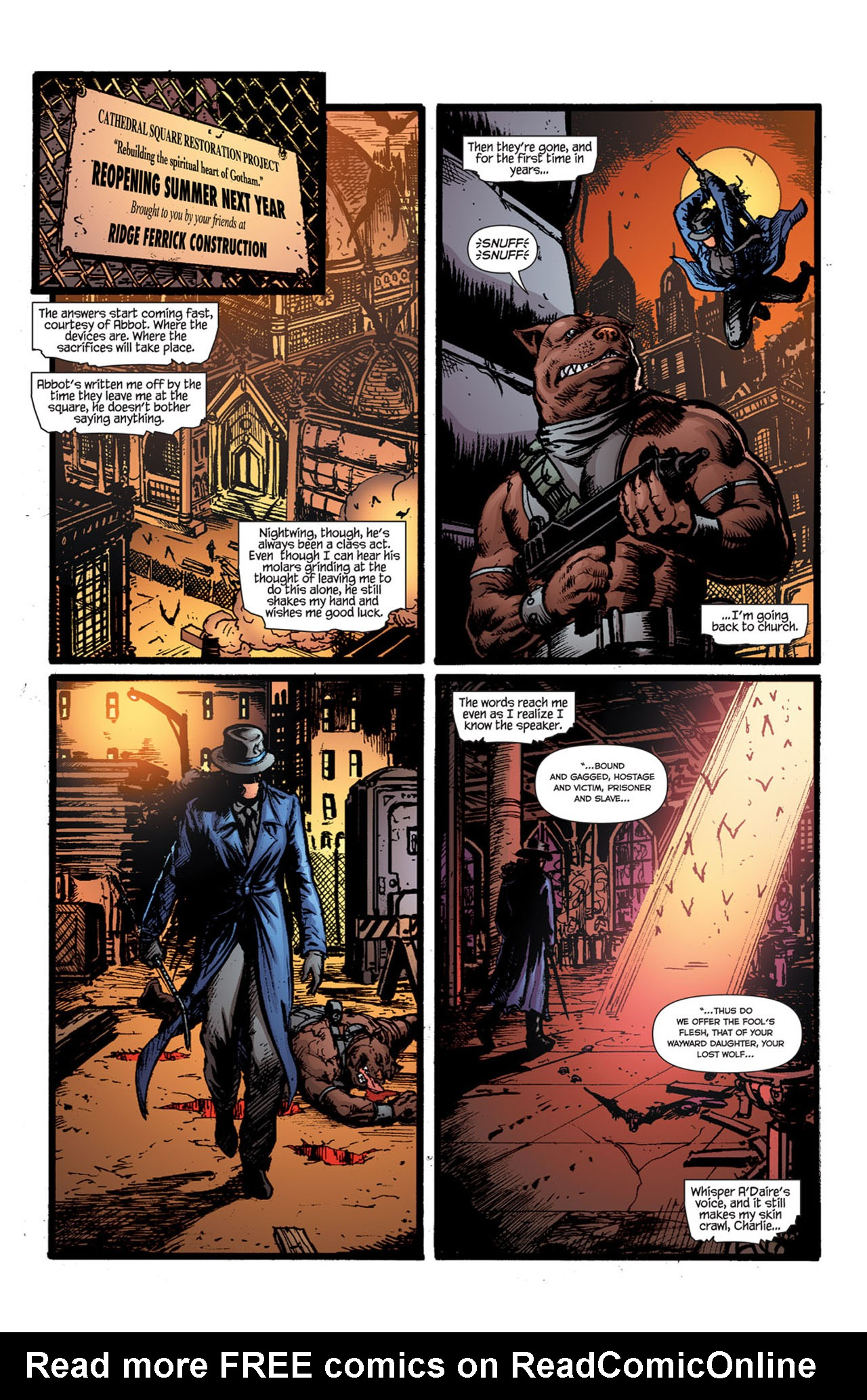 Read online 52 comic -  Issue #48 - 14