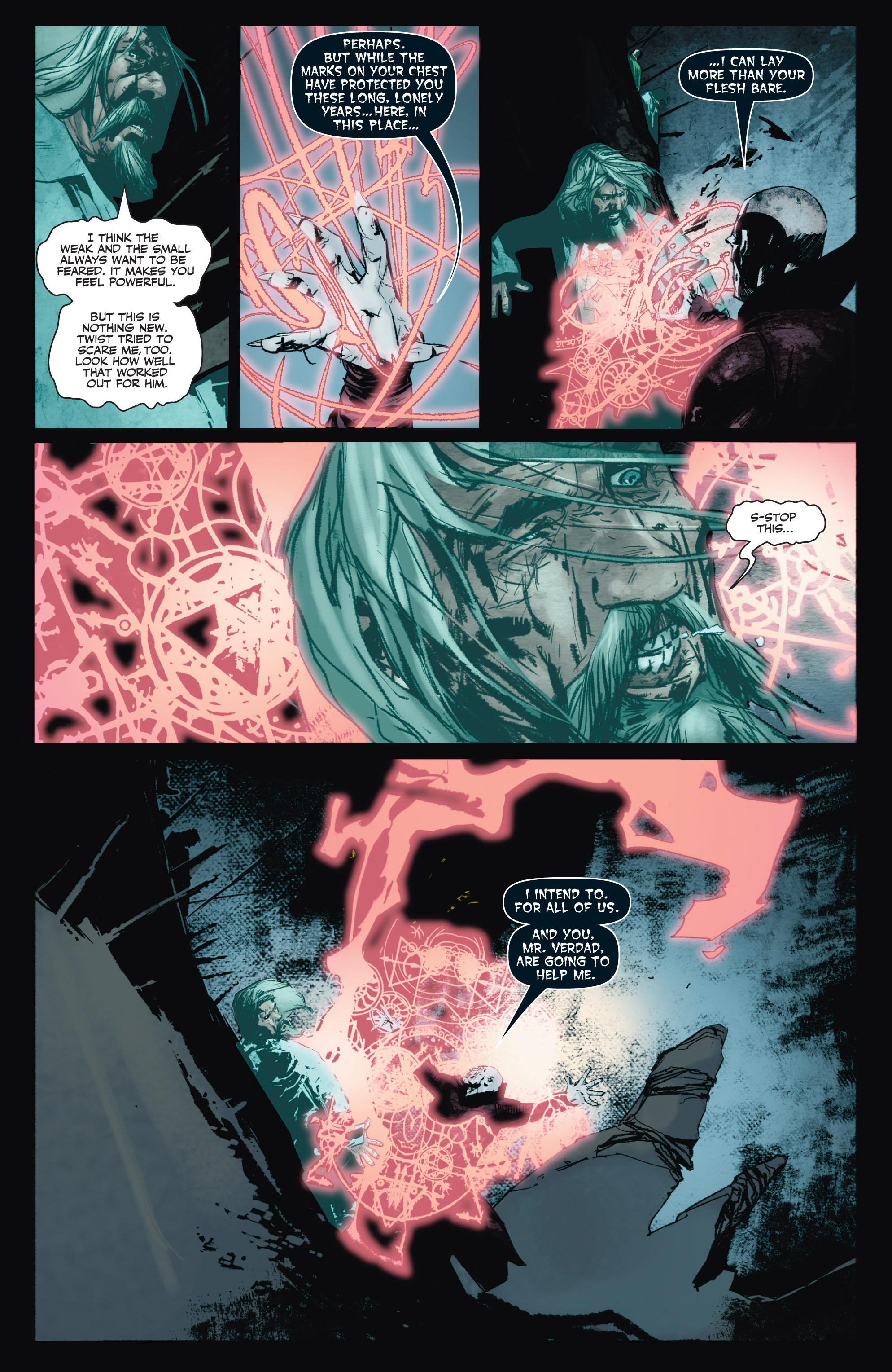 Read online Shadowman (2012) comic -  Issue #8 - 9