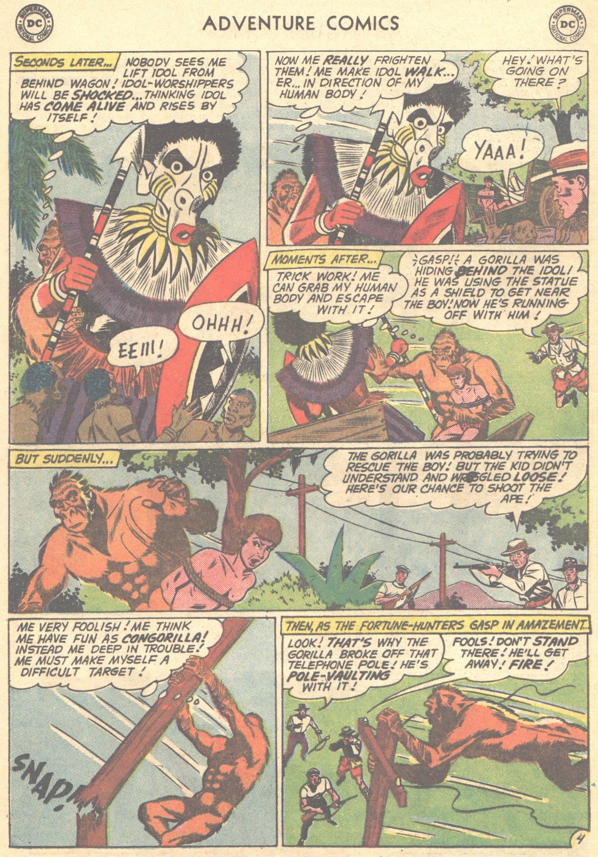 Read online Adventure Comics (1938) comic -  Issue #278 - 20