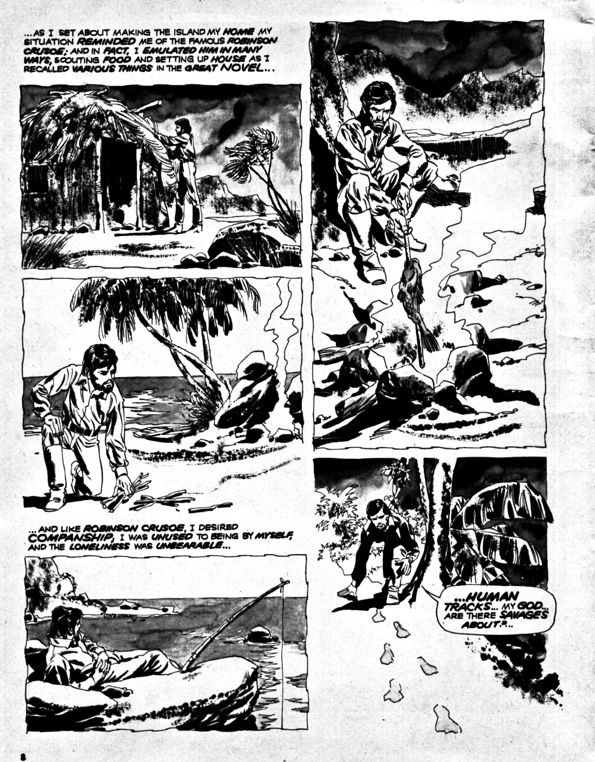 Scream (1973) issue 7 - Page 8