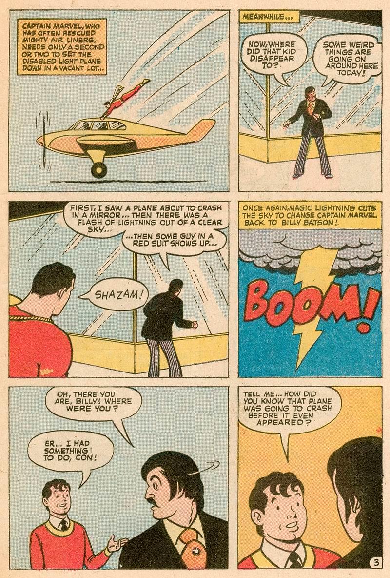 Read online Shazam! (1973) comic -  Issue #4 - 12
