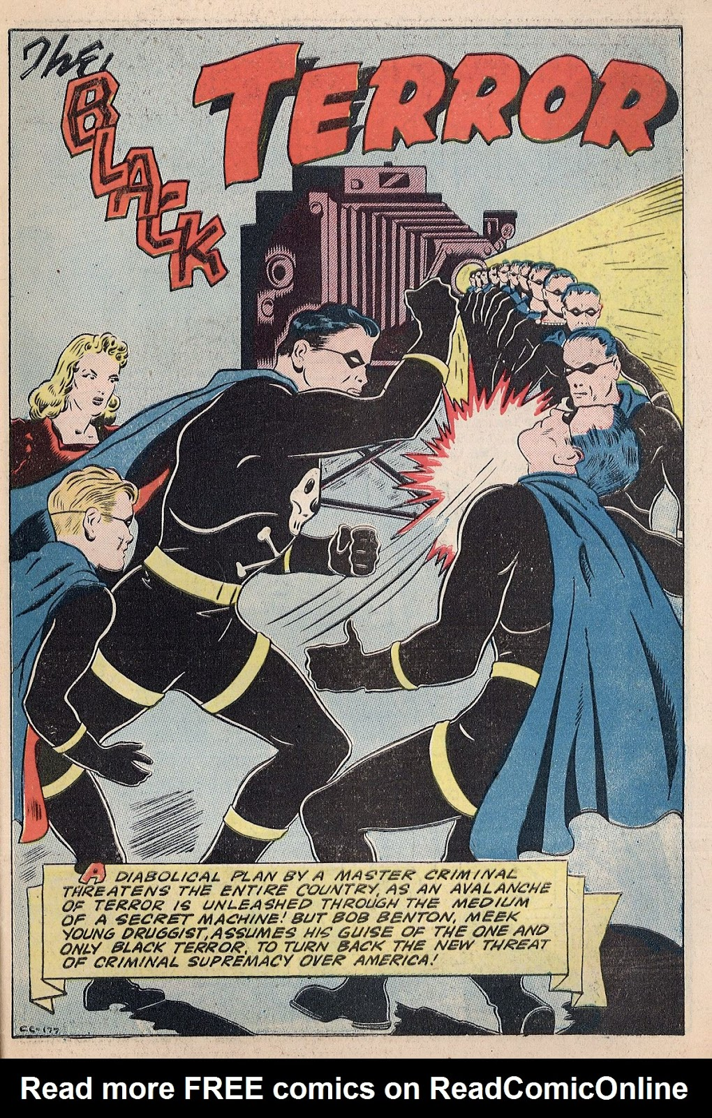 Exciting Comics (1940) issue 38 - Page 3
