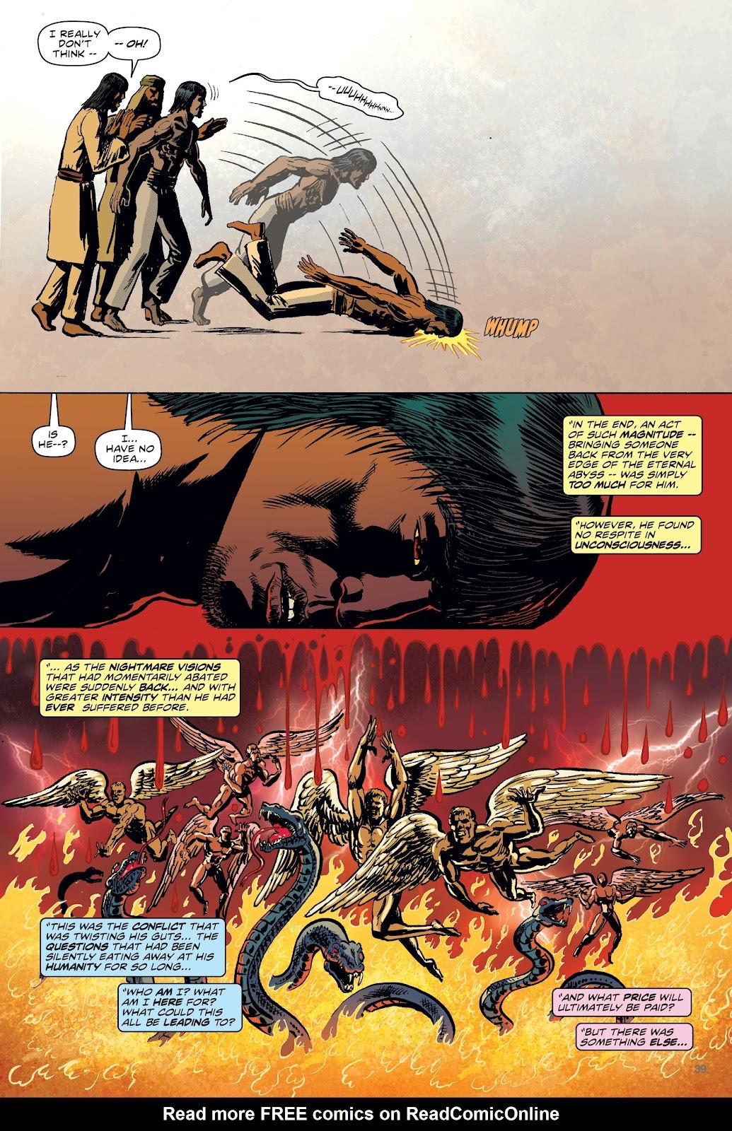 Read online Jesusfreak comic -  Issue # Full - 35