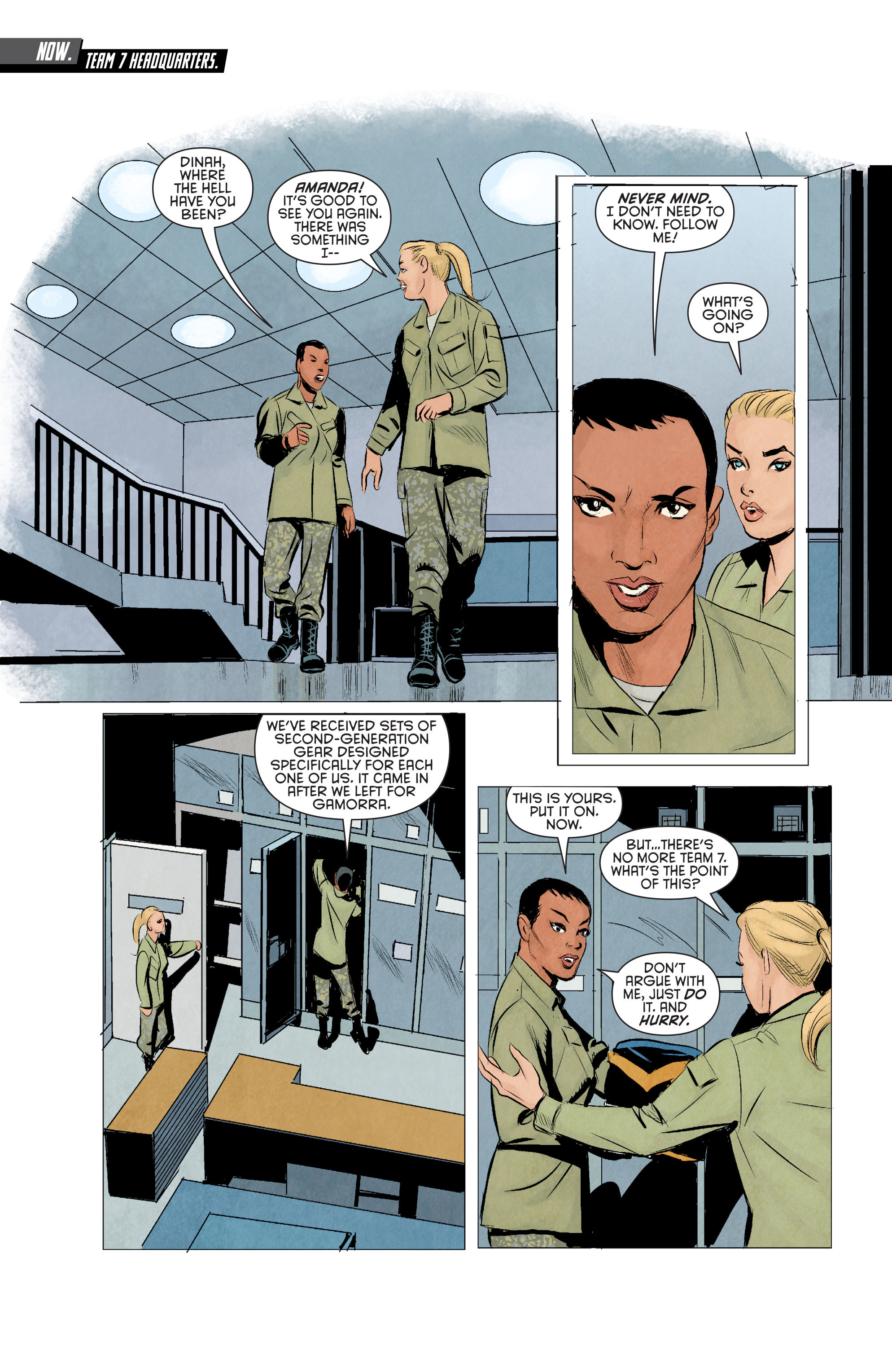 Read online Secret Origins (2014) comic -  Issue #11 - 33