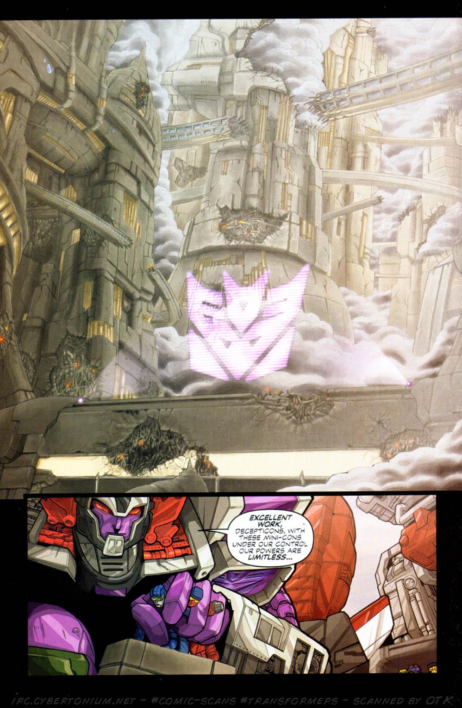 Read online Transformers Armada comic -  Issue #2 - 22