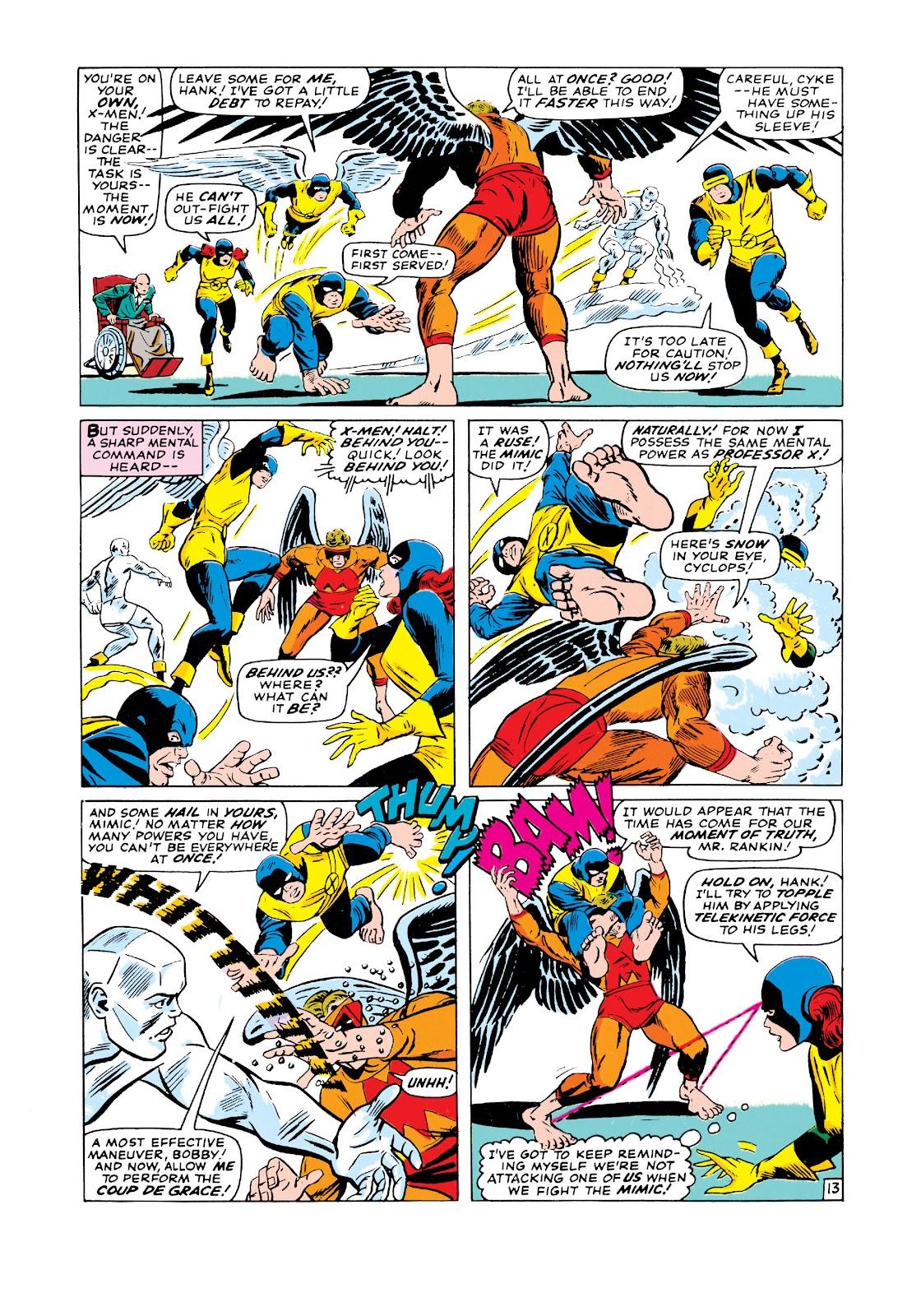Uncanny X-Men (1963) issue 19 - Page 14