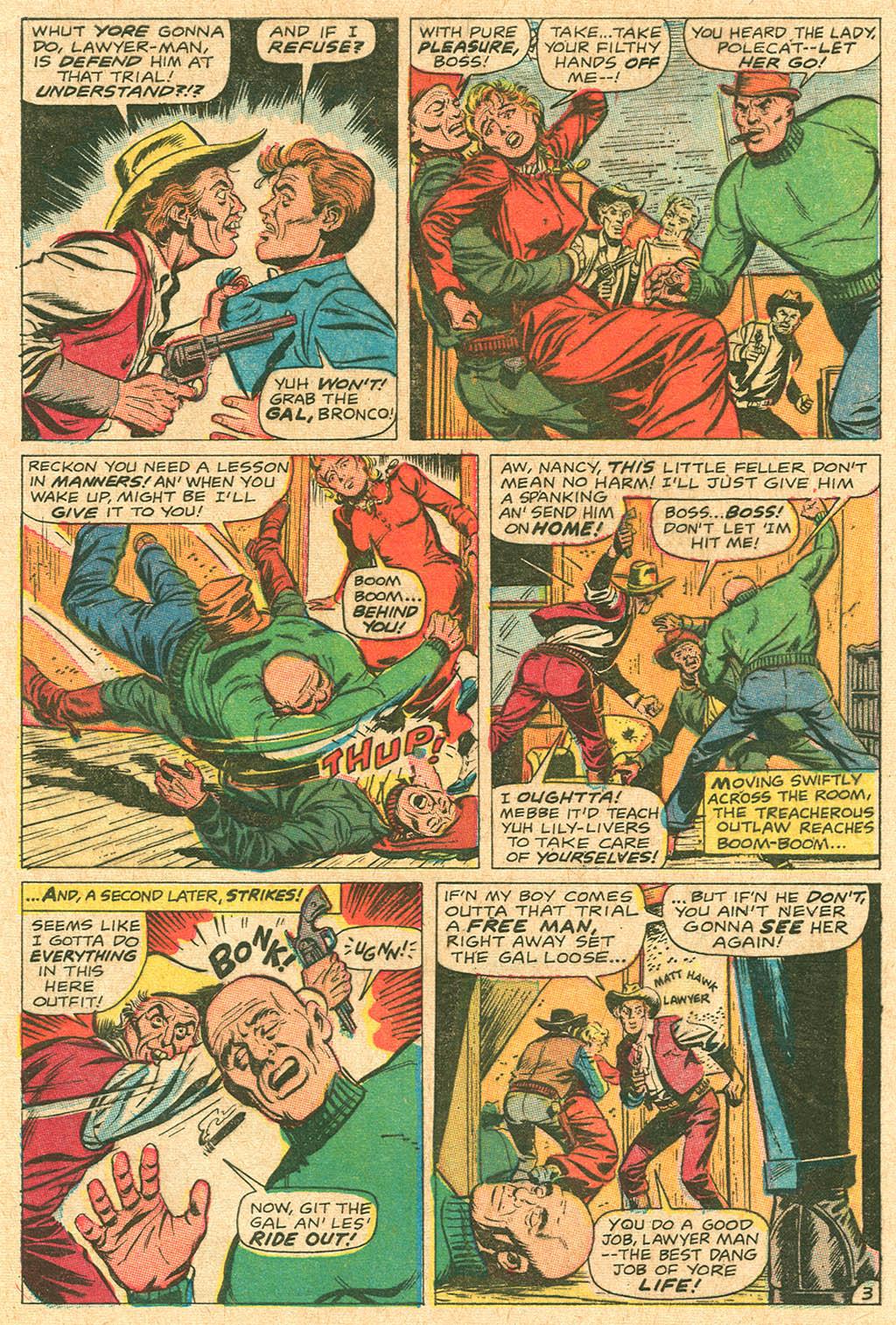 Read online Two-Gun Kid comic -  Issue #92 - 5
