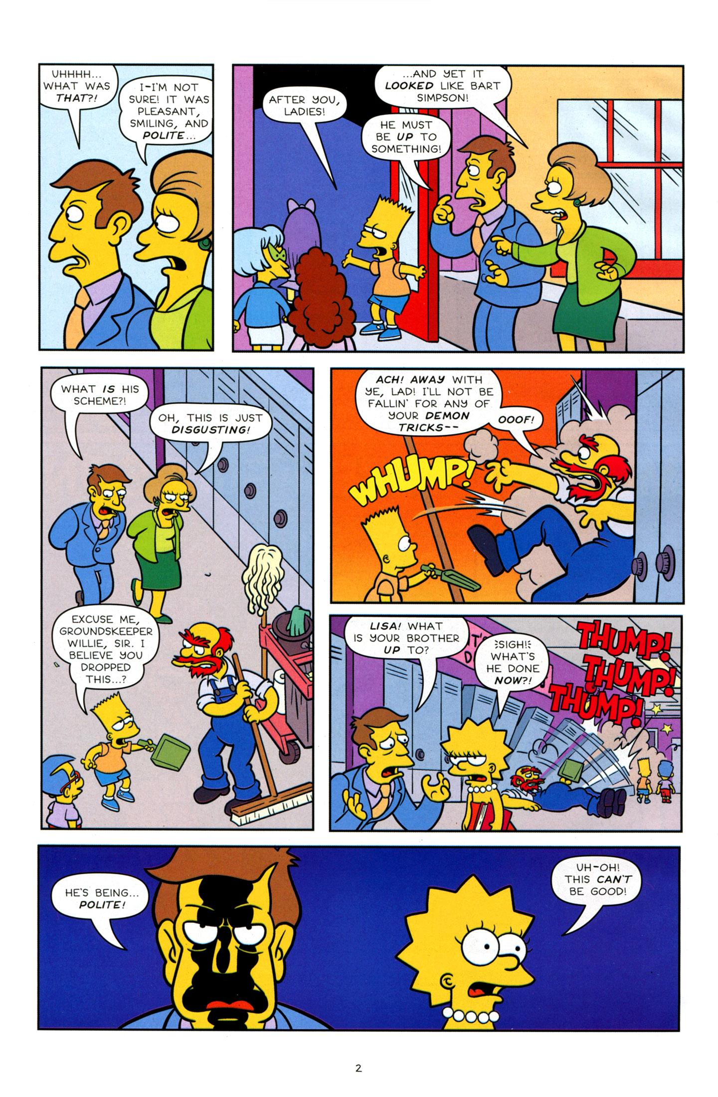 Read online Simpsons Comics Presents Bart Simpson comic -  Issue #64 - 4