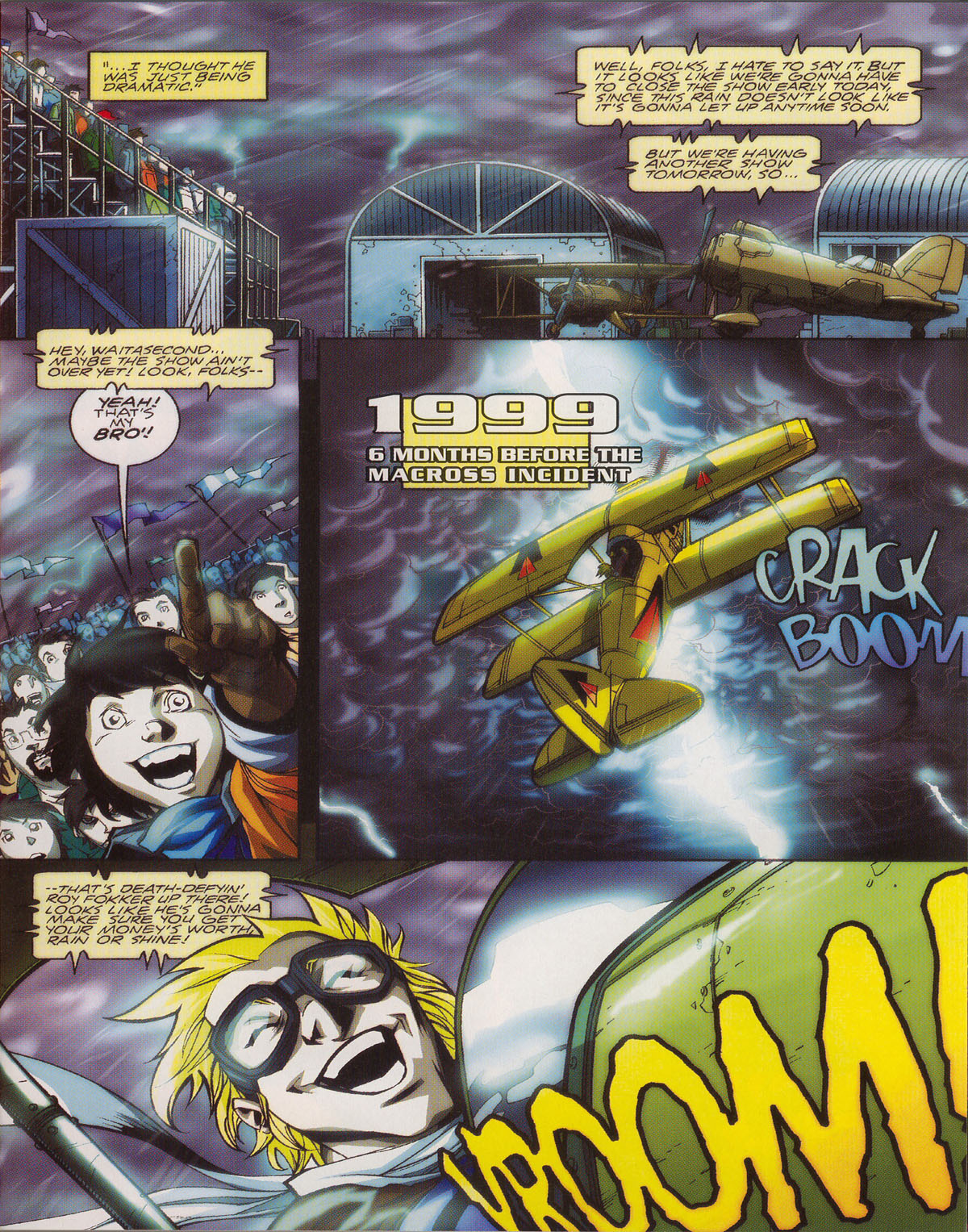 Robotech (2003) issue 0 - Page 14