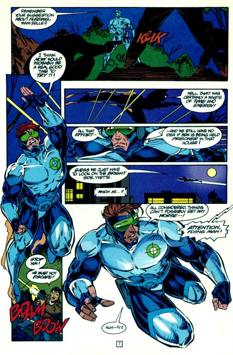 Read online Gunfire comic -  Issue #11 - 10