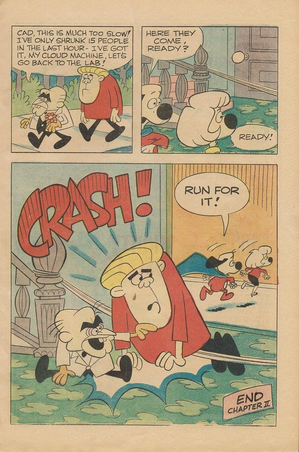 Underdog (1970) issue 6 - Page 13