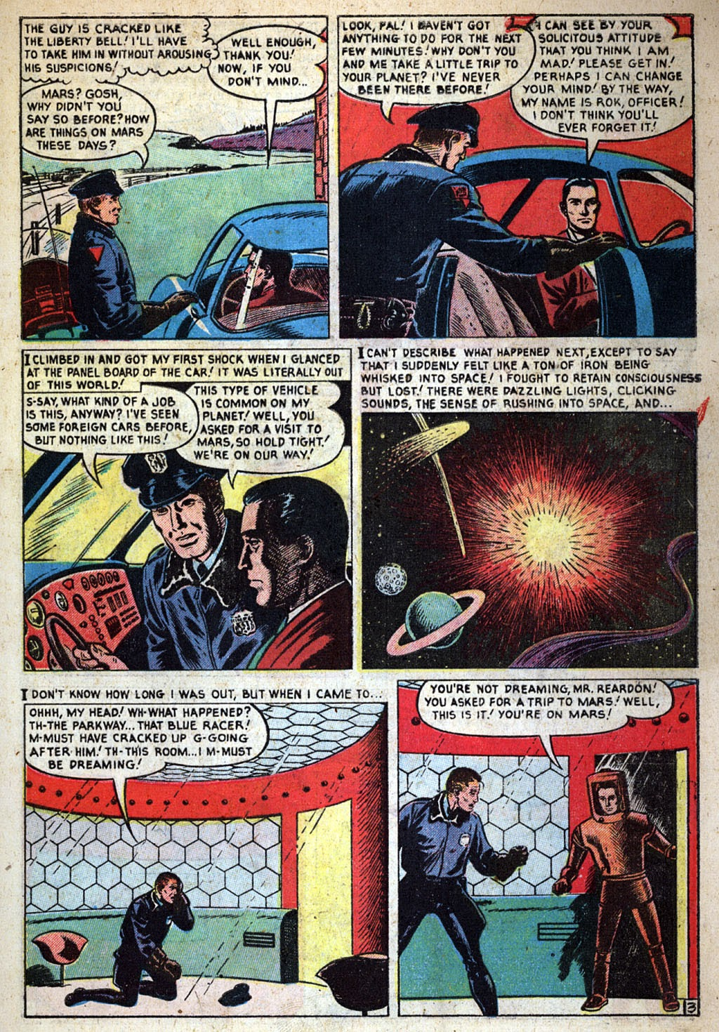 Journey Into Unknown Worlds (1950) issue 4 - Page 5