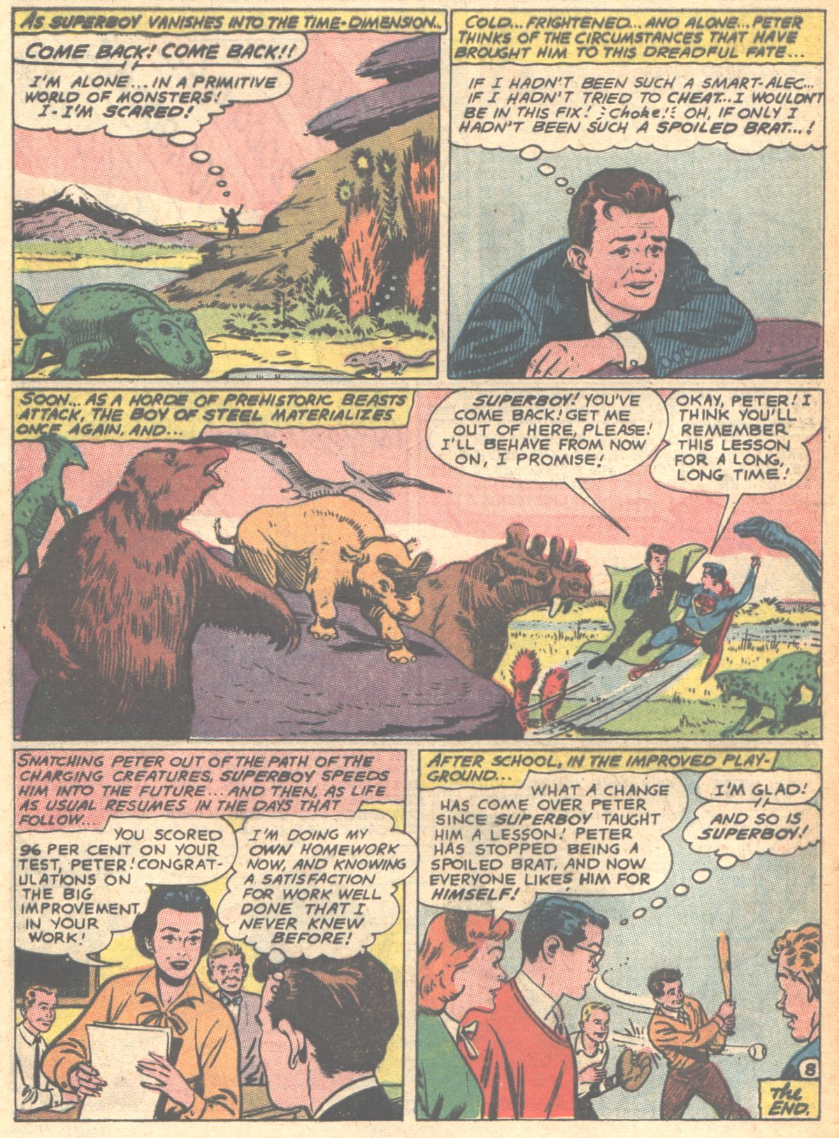 Read online Adventure Comics (1938) comic -  Issue #344 - 33