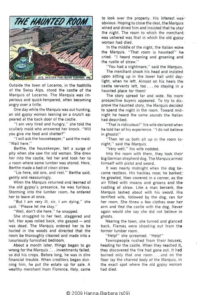 Read online Scooby-Doo... Mystery Comics comic -  Issue #20 - 33