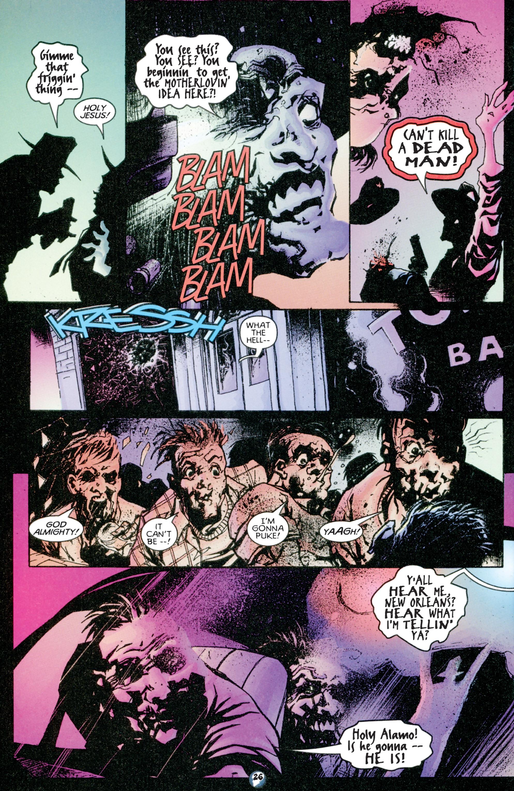 Read online Shadowman (1997) comic -  Issue #1 - 21