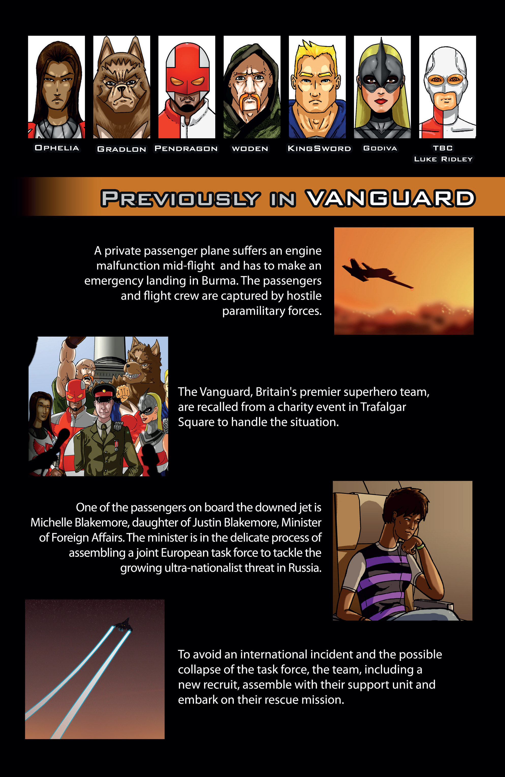 Read online Vanguard (2015) comic -  Issue #2 - 4
