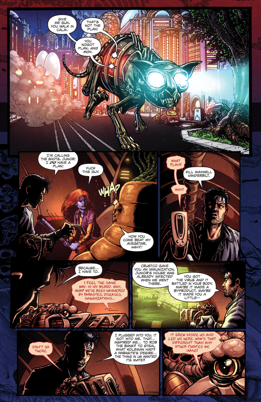 Read online Ballistic (2013) comic -  Issue #5 - 6
