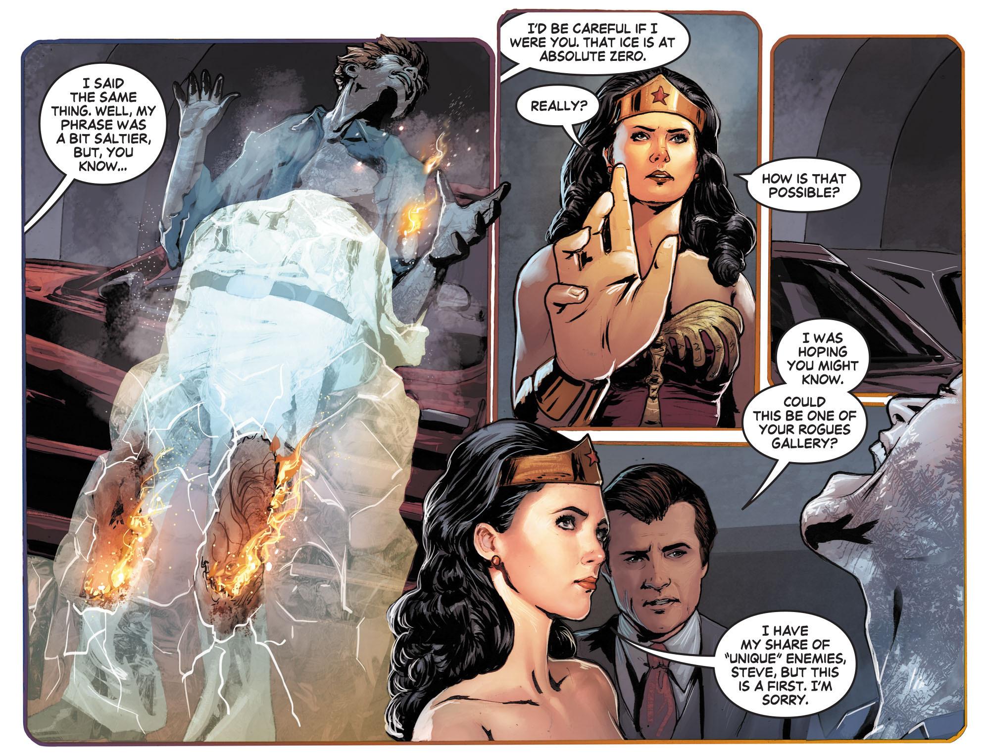 Read online Wonder Woman '77 [I] comic -  Issue #10 - 10