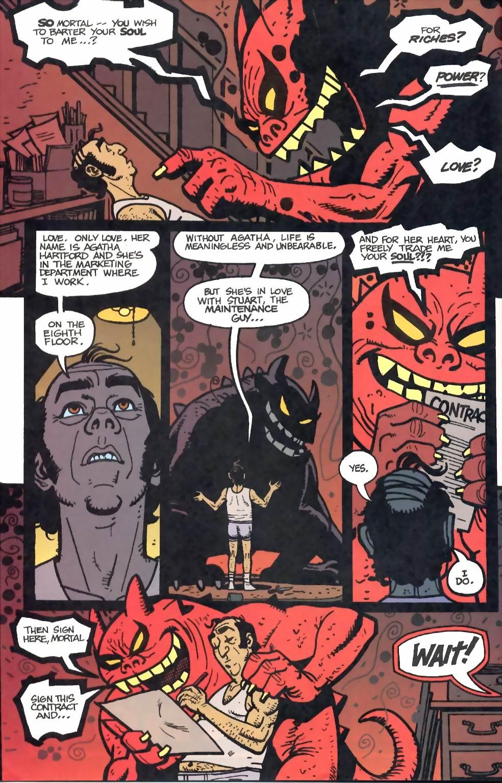 Read online Flinch comic -  Issue #4 - 11