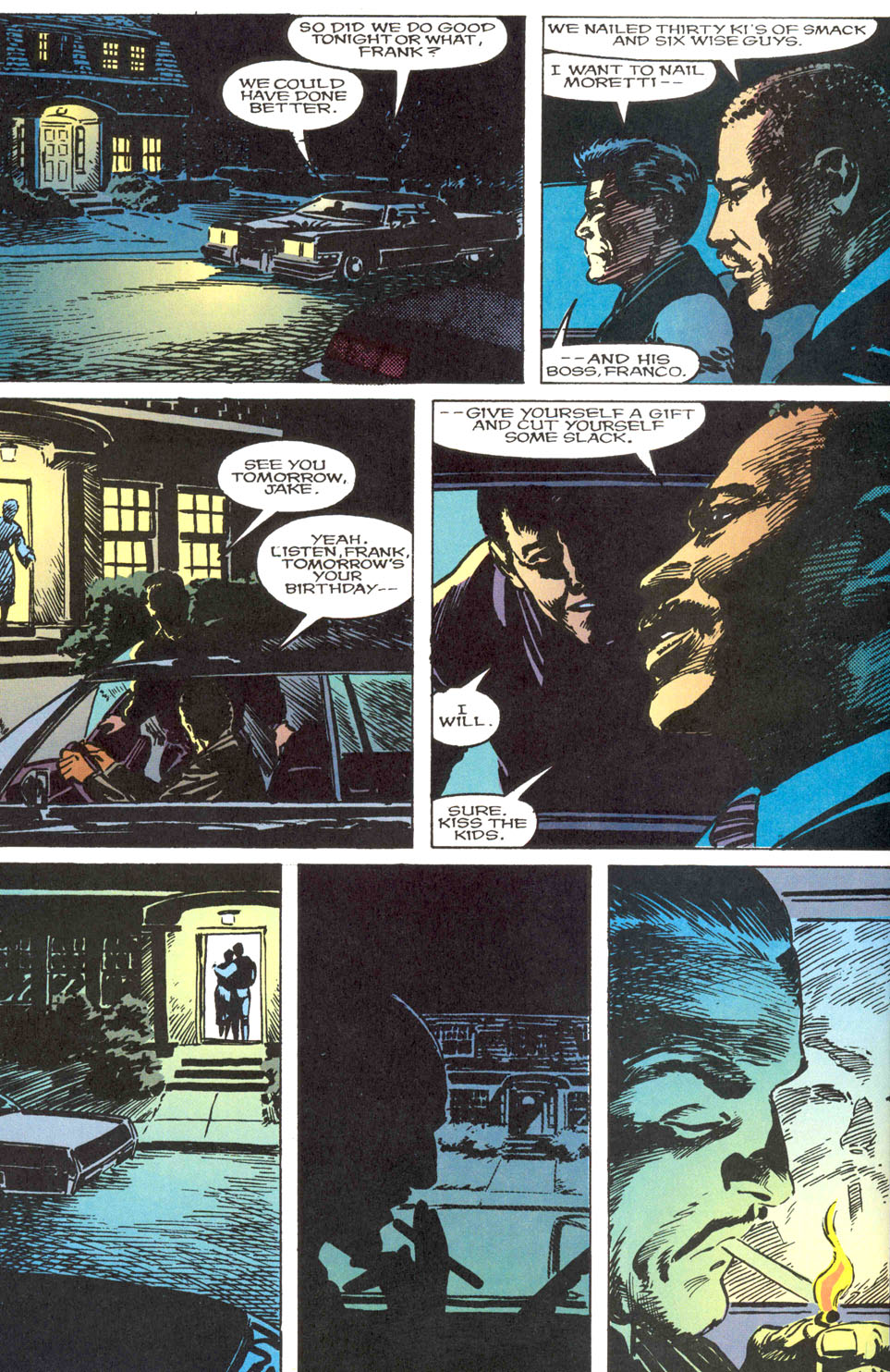 The Punisher Movie Special issue Full - Page 10