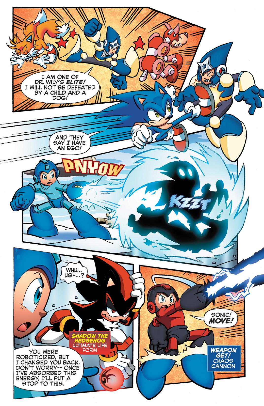 Read online Sonic Mega Man Worlds Collide comic -  Issue # Vol 2 - 66