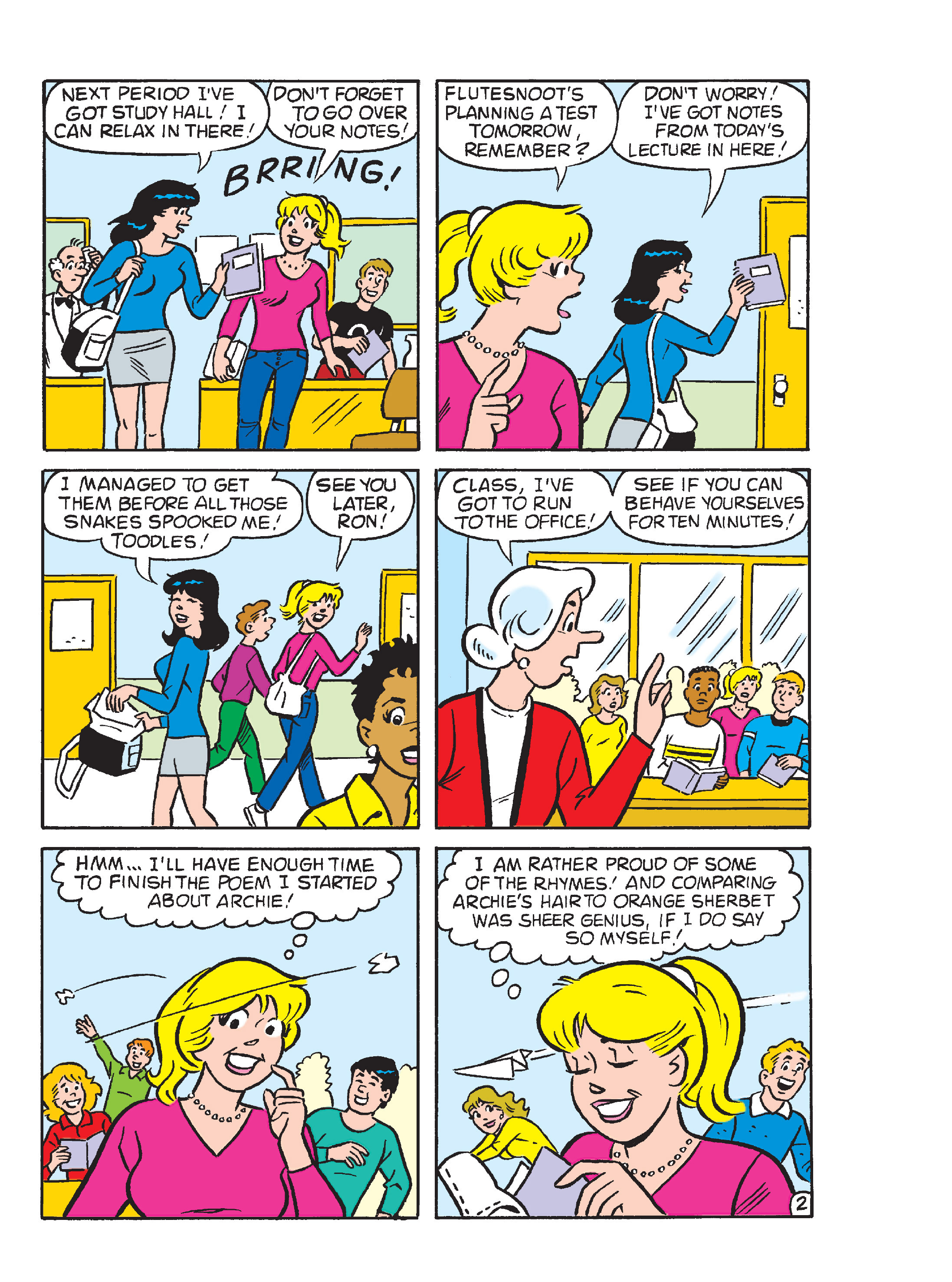Read online Archie 1000 Page Comics Blowout! comic -  Issue # TPB (Part 3) - 233