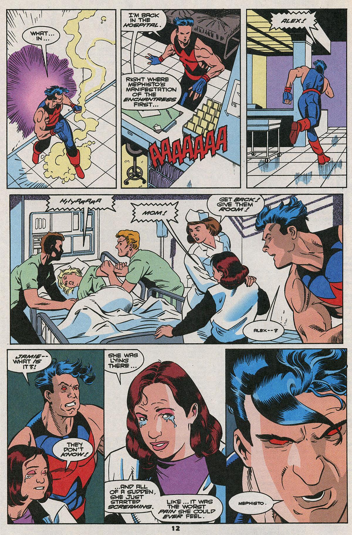 Read online Wonder Man (1991) comic -  Issue #23 - 9