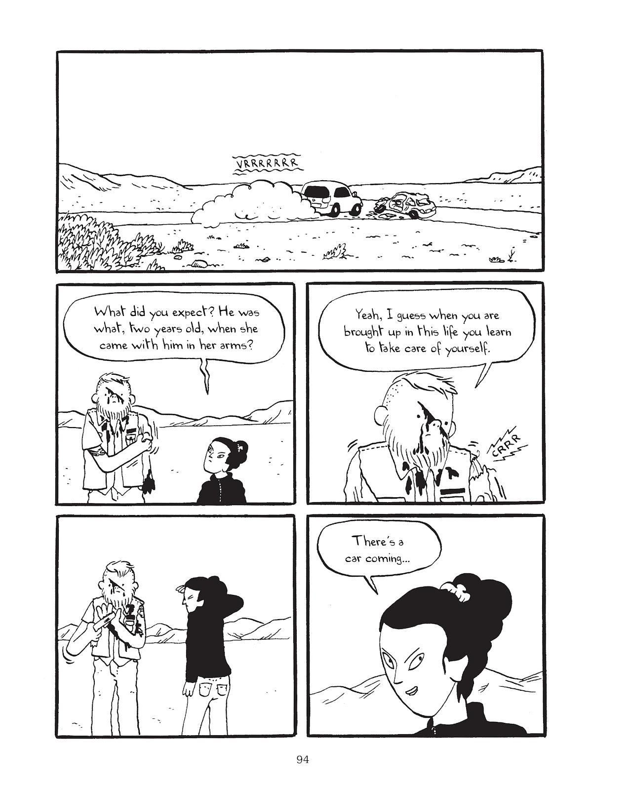 Read online Bastard comic -  Issue # TPB (Part 1) - 96