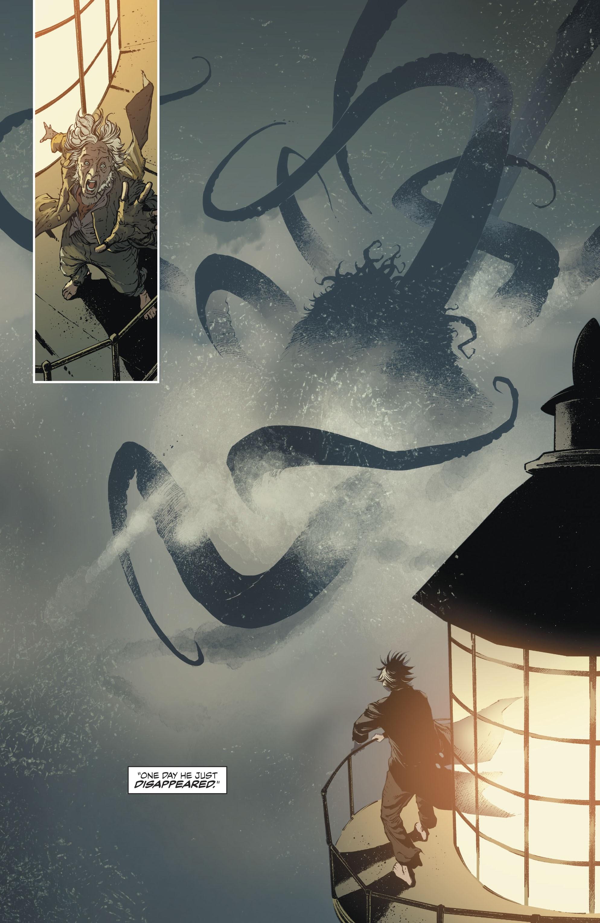 【DC宇宙相關】許久不見的水行俠死對頭「黑蝠鱝」因為《惡棍年》號召而回歸前線!
