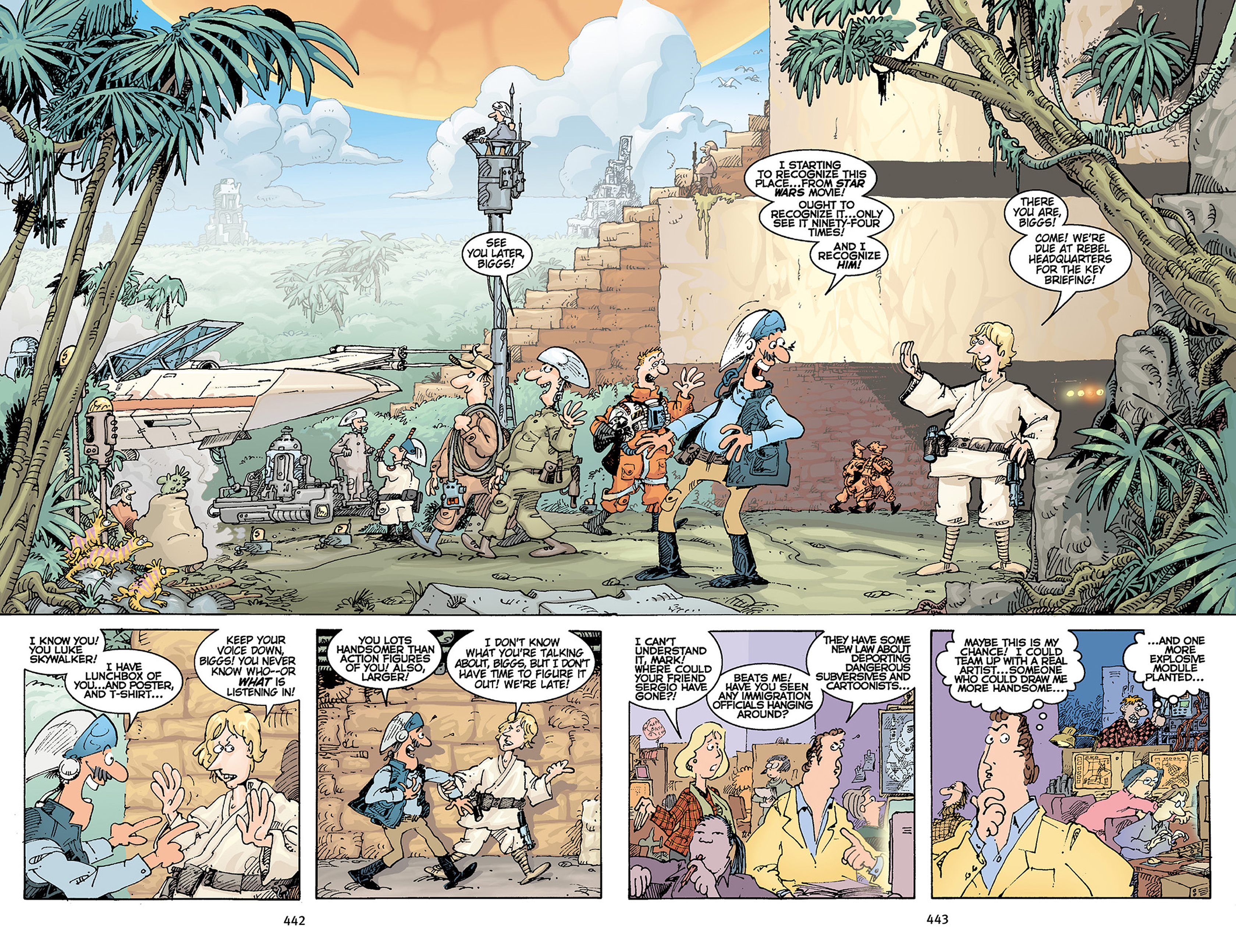 Read online Star Wars Omnibus comic -  Issue # Vol. 30 - 433