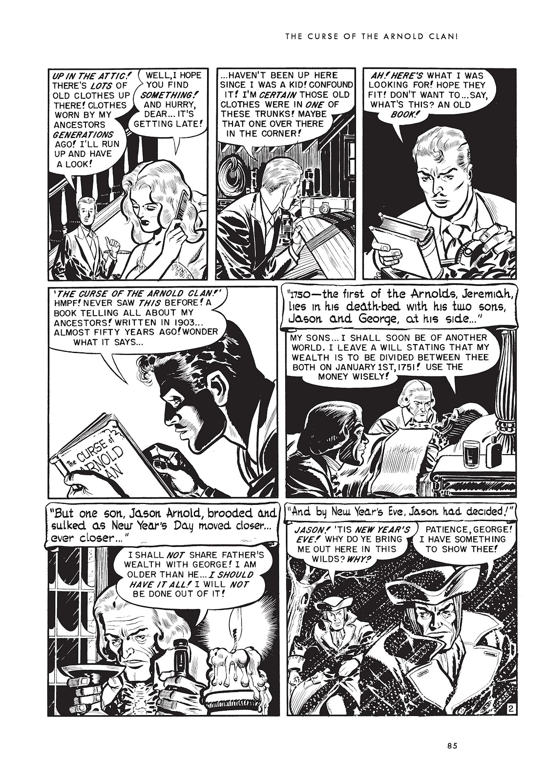Read online Voodoo Vengeance and Other Stories comic -  Issue # TPB (Part 2) - 3