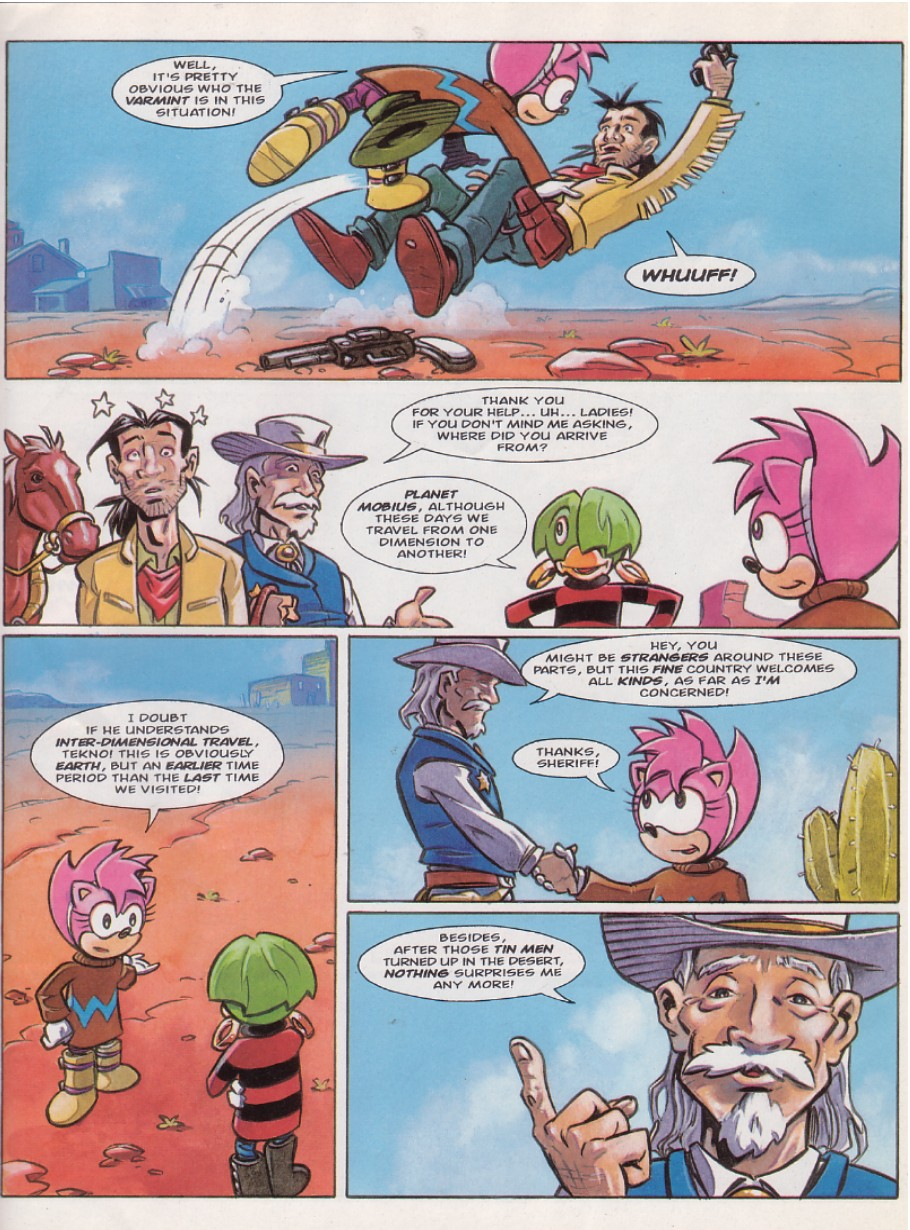 Read online Sonic the Comic comic -  Issue #140 - 11