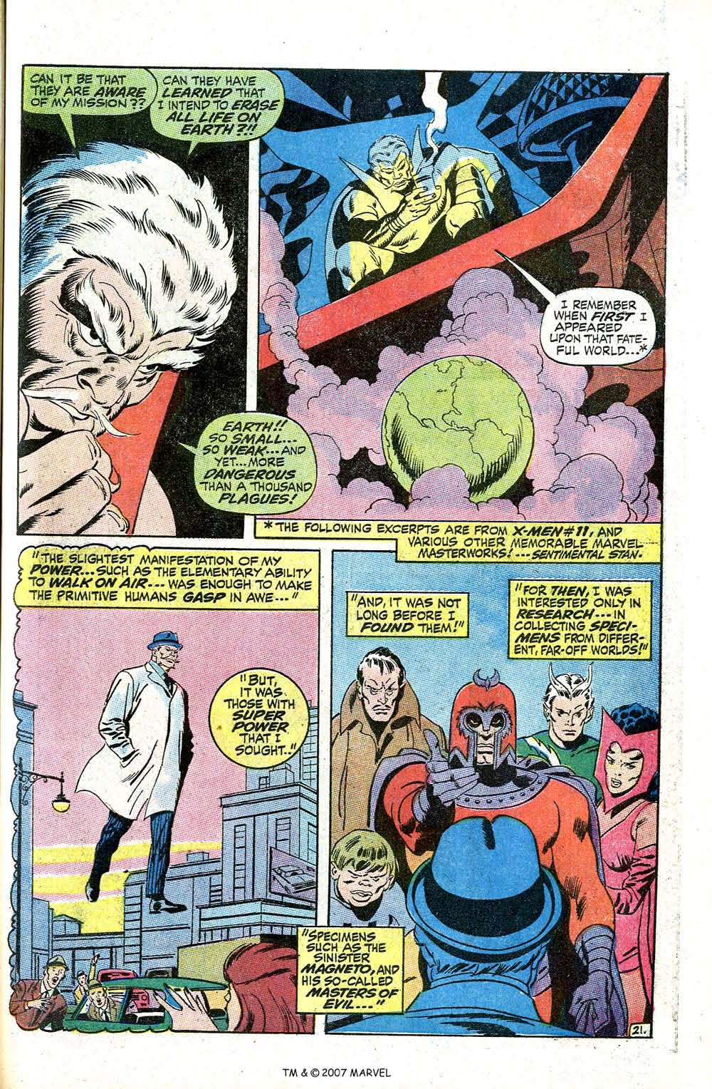 Silver Surfer (1968) issue 5 - Page 27
