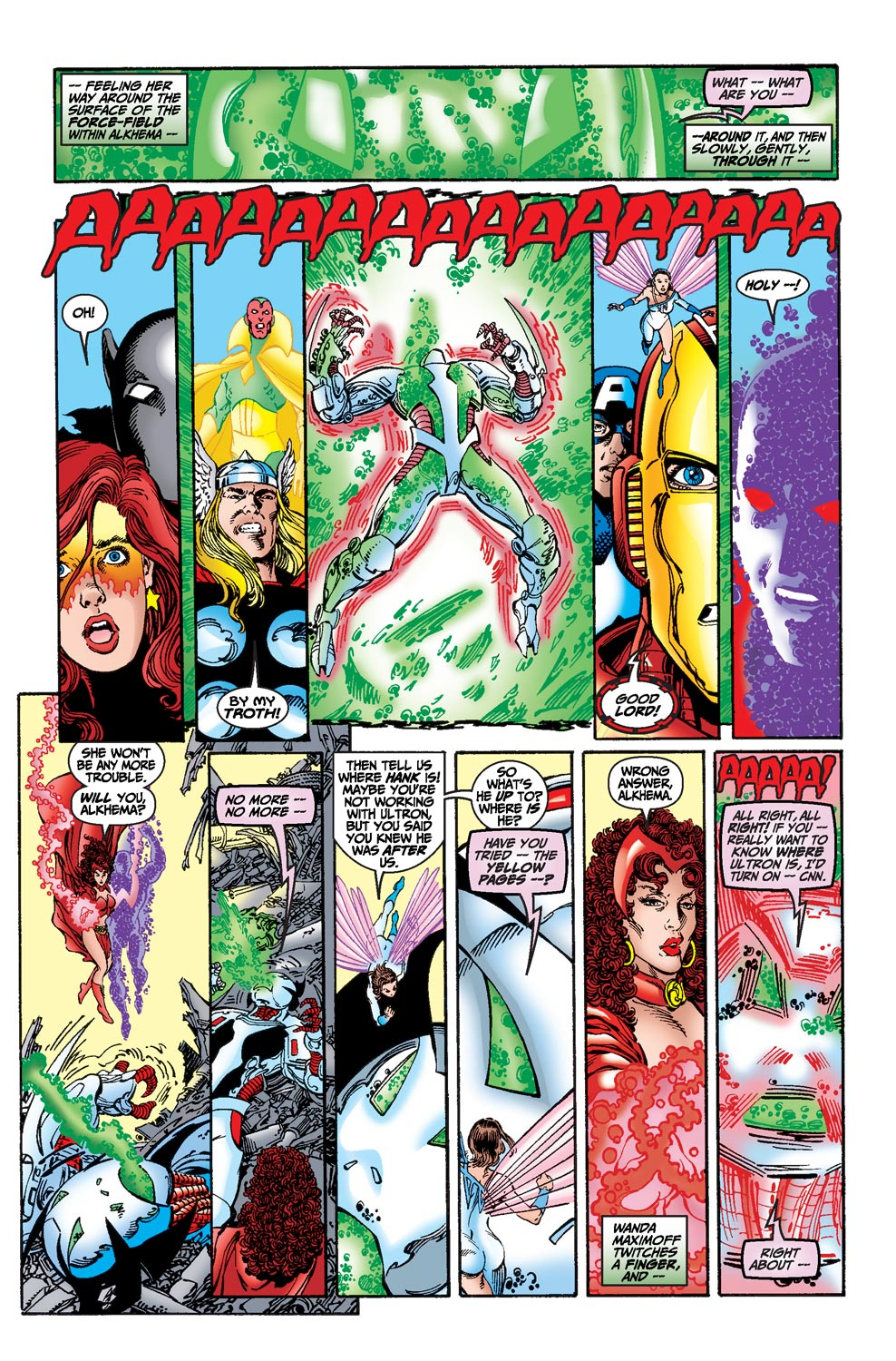 Read online Avengers (1998) comic -  Issue #19 - 21