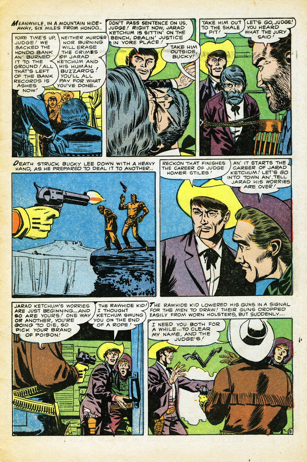 The Rawhide Kid (1955) issue 2 - Page 7
