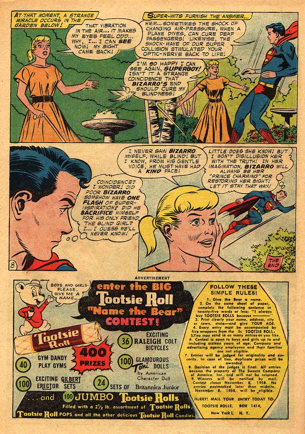 Superboy (1949) issue 68 - Page 29