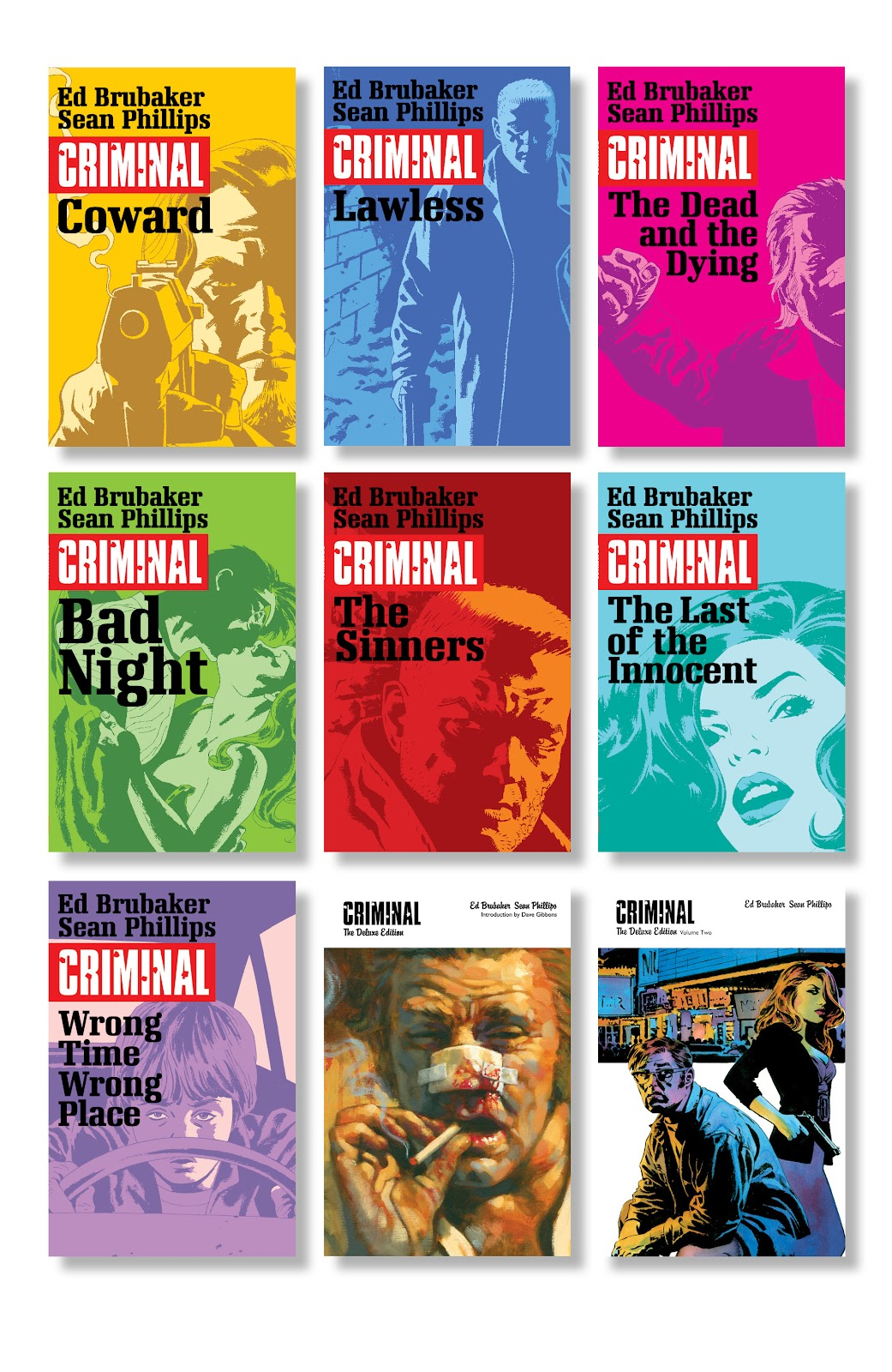 Read online Criminal (2019) comic -  Issue #9 - 35