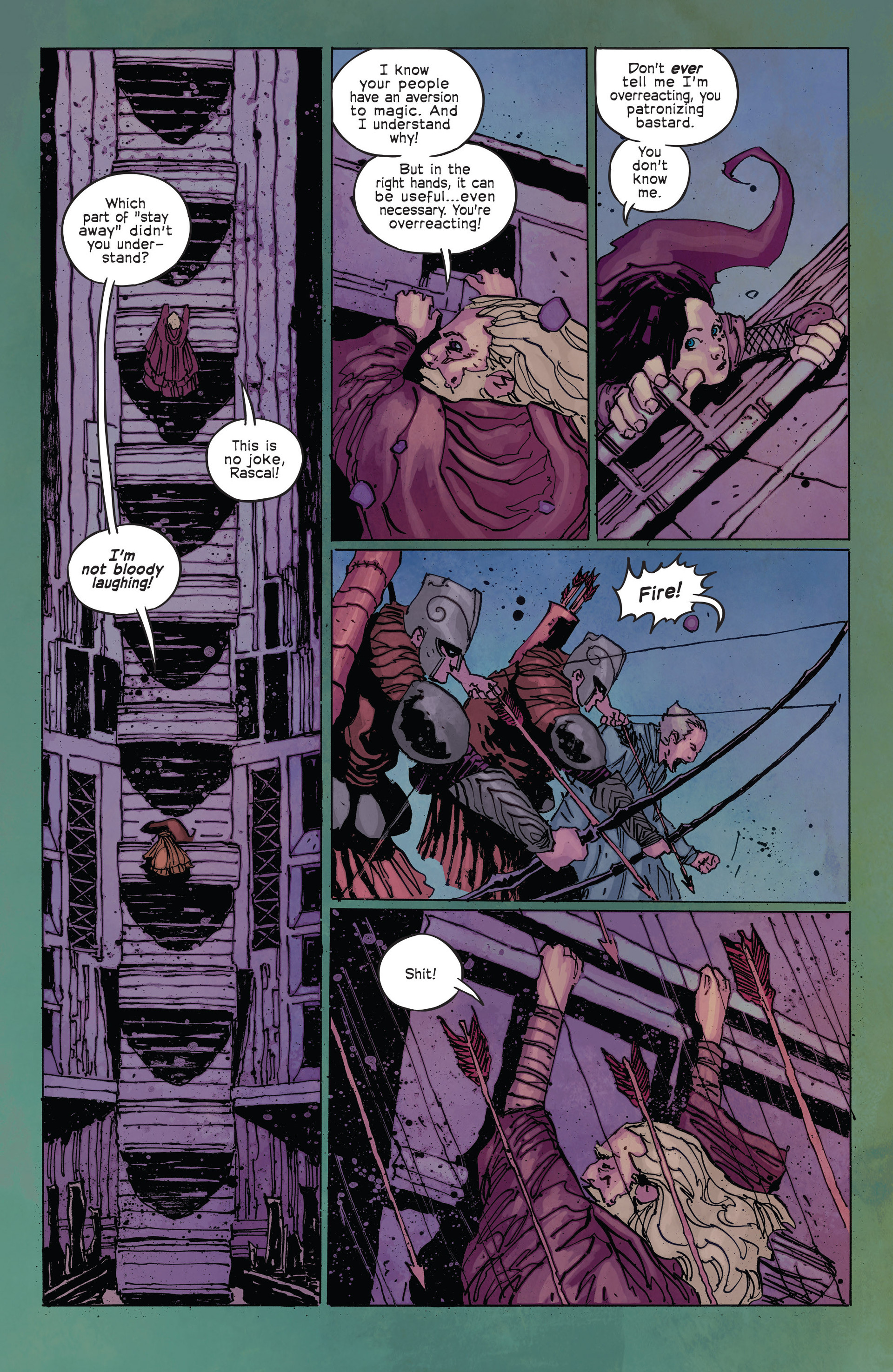 Read online Umbral comic -  Issue #2 - 18