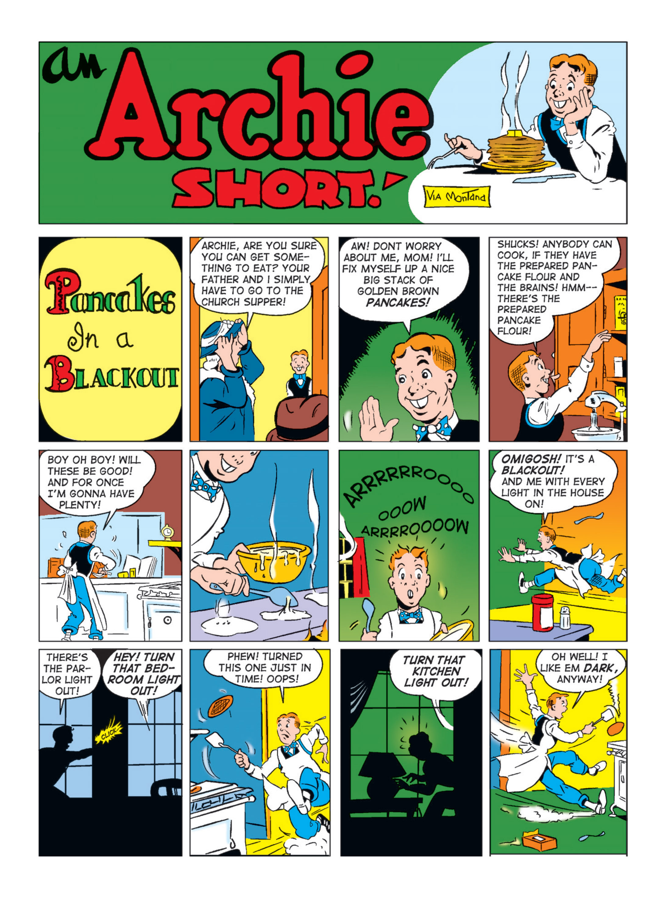 Read online Archie 75th Anniversary Digest comic -  Issue #3 - 11