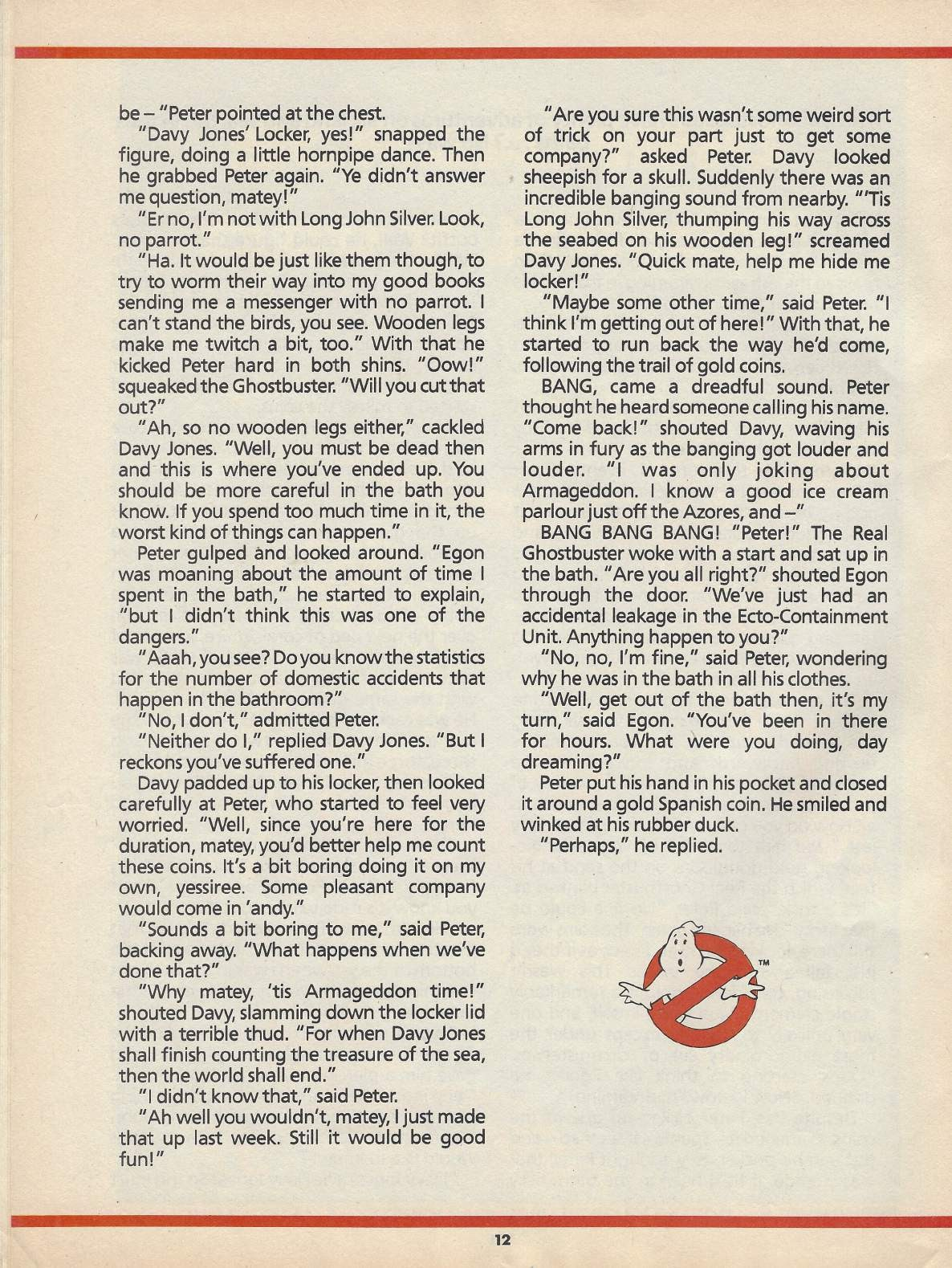 The Real Ghostbusters Issue #148 #131 - English 4
