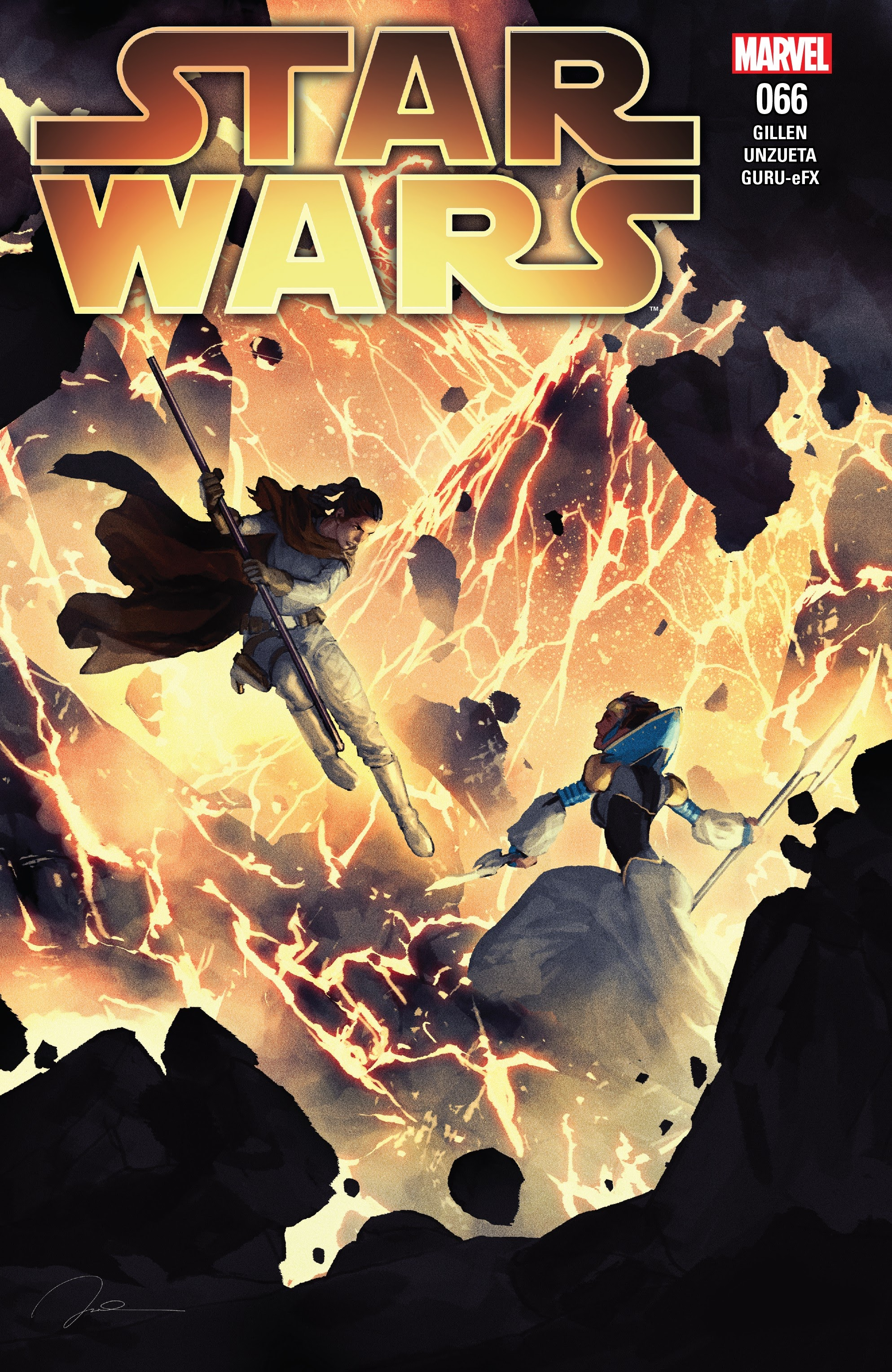 Star Wars (2015) 66 Page 1