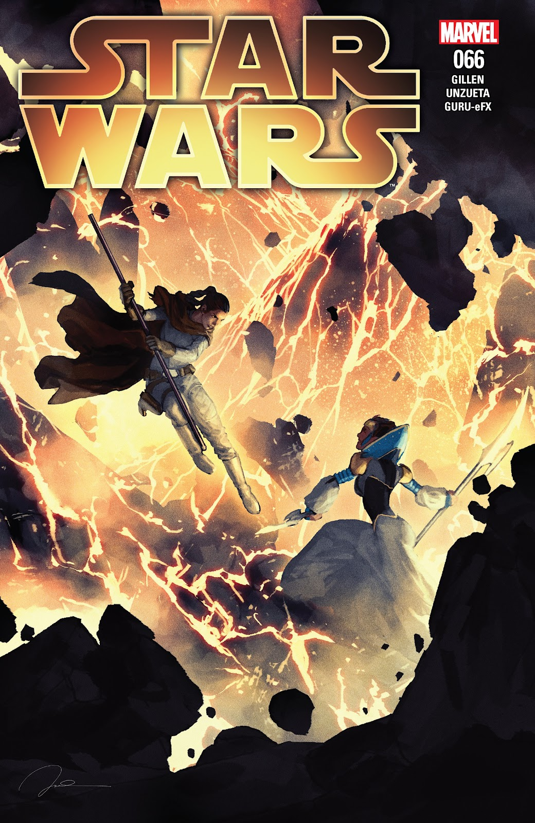 Star Wars (2015) issue 66 - Page 1