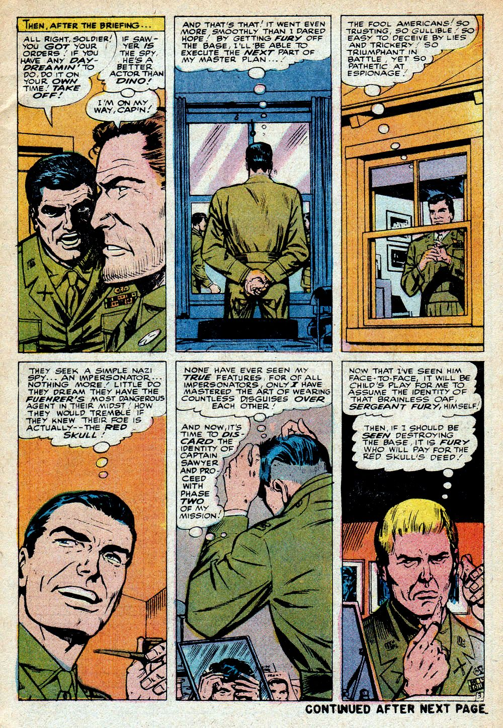 Read online Sgt. Fury comic -  Issue #85 - 5