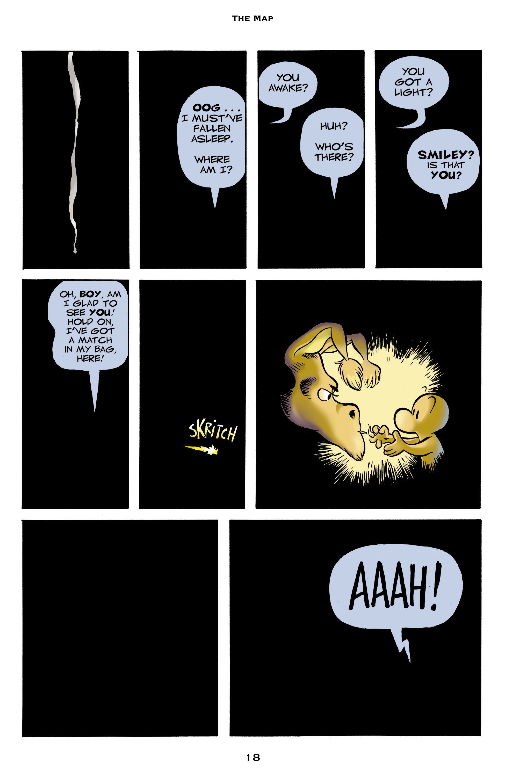 Read online Bone: Out From Boneville comic -  Issue # TPB - 18