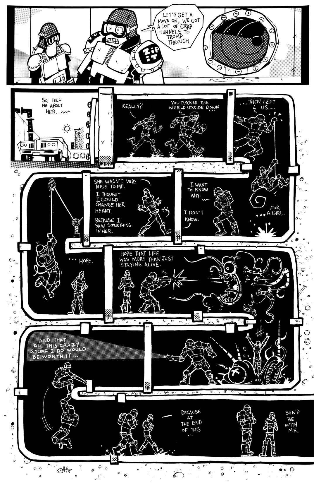 Read online Scud: The Disposable Assassin: The Whole Shebang comic -  Issue # TPB (Part 4) - 57