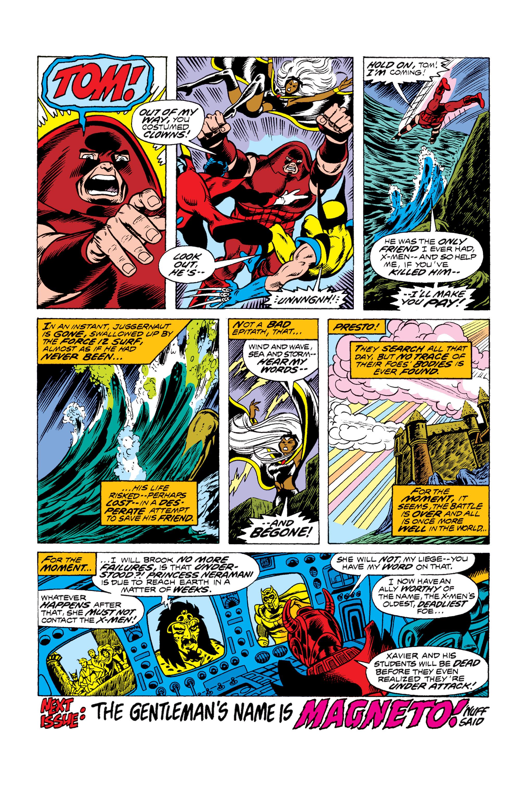 Uncanny X-Men (1963) 103 Page 17