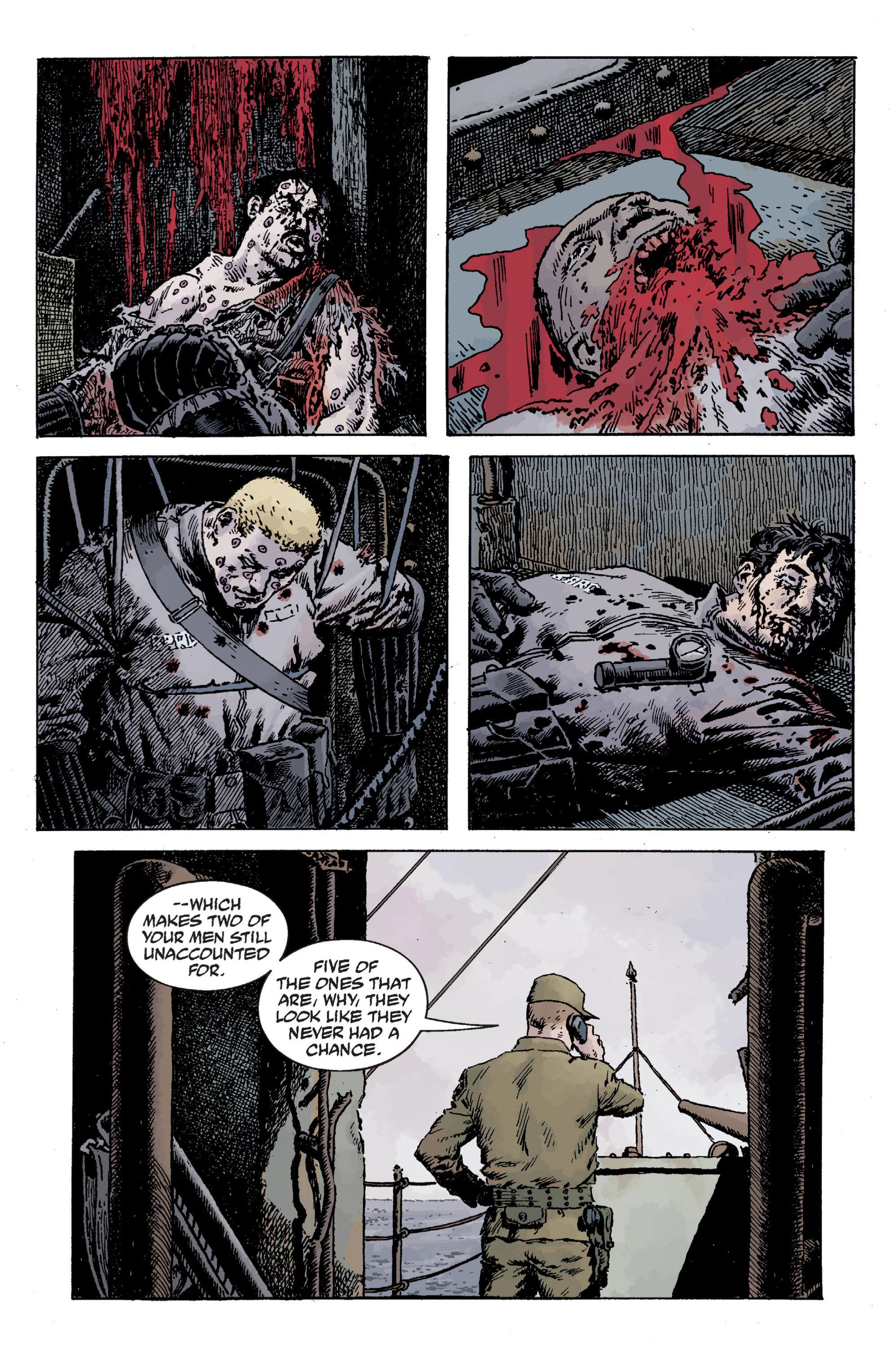 Read online B.P.R.D. (2003) comic -  Issue # TPB 12 - 80
