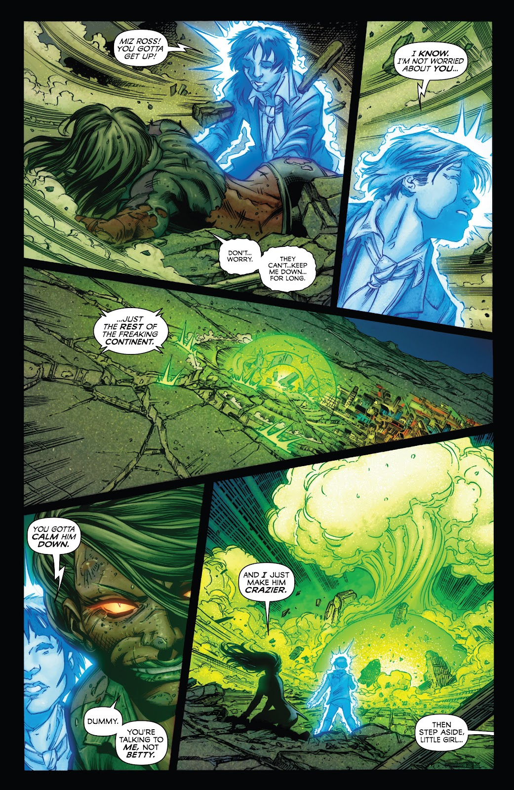 Read online Incredible Hulks (2010) comic -  Issue # _TPB Heart of the Monster - 66
