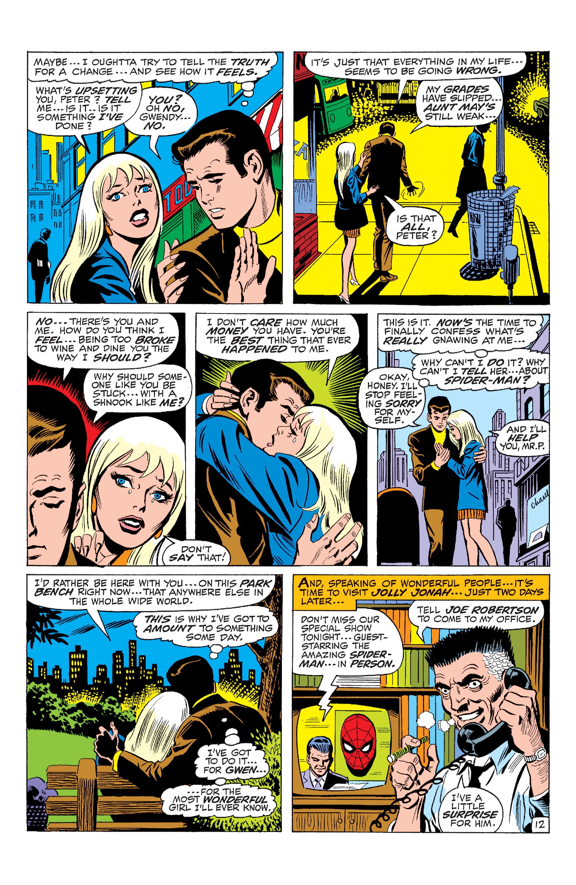 The Amazing Spider-Man (1963) 82 Page 12